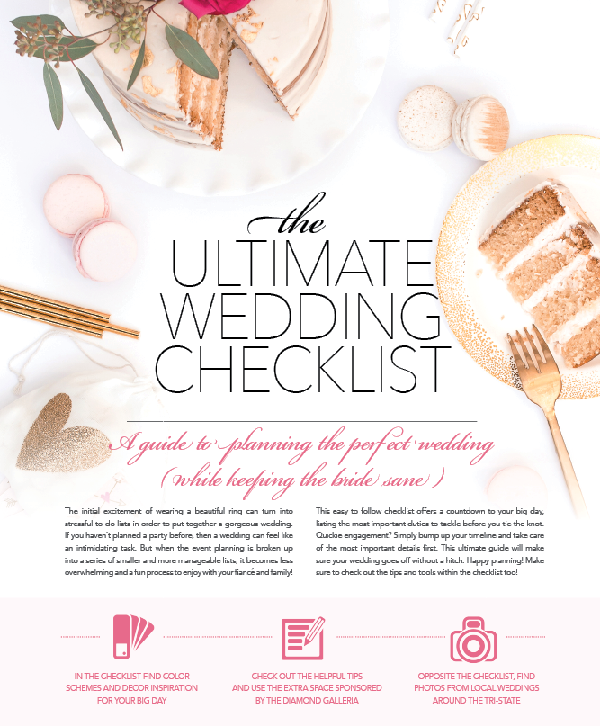 Click Image To Dowload The Ultimate Wedding Checklist